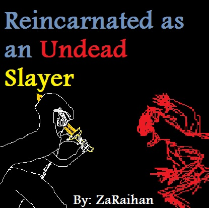 Reincarnated as an Undead Slayer Cover